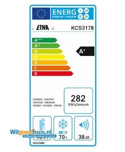 Etna KCS3178 inbouw koelkast