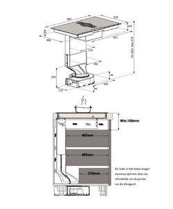 Etna AKI586ZT inbouw kookplaat