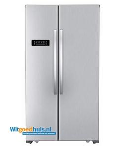 Exquisit koelkast SBS550-4A++