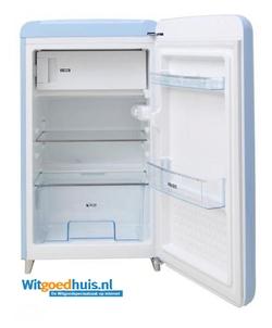 Frilec koelkast BERLIN168-9A++ RETROBLUE