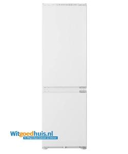 Hisense inbouw koel vriescombinatie RIB312F4AW1