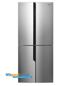 Hisense koel vriescombinatie RQ562N4AC1 4-deurs