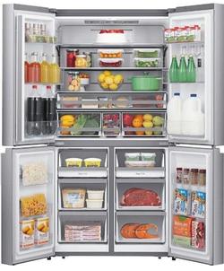 Hisense koelkast RQ758N4SAI1