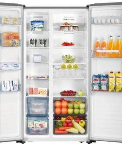 Hisense koelkast RS670N4BC3