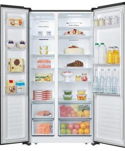Hisense koelkast RS677N4AIF