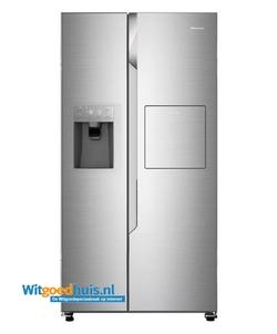 Hisense koelkast amerikaans RS694N4BC1
