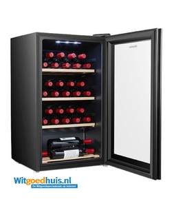 Hisense wijnbewaarkast WSDJ100A10J