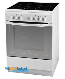 Indesit I6VMH2A.1(W)/NL fornuis