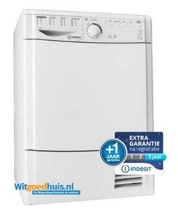 Indesit Wasdroger EDPA745AECO