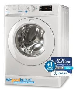 Indesit Wasmachine BWE 101483X W NL