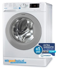 Indesit wasmachine BWE 81683X WSSS NL