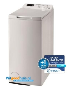 Indesit wasmachine ITWD61252WEU