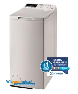 Indesit wasmachine ITWE71252WEU