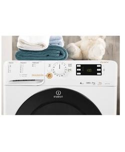 Indesit XWDEBE 961480X WKKK wasmachine