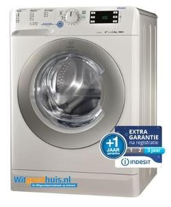 Indesit wasmachine XWE 81683X WSSS EU