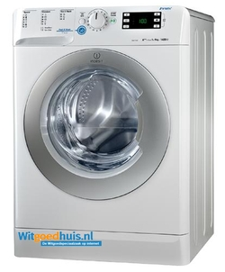 Indesit wasmachine XWE 91483X WSSS EU