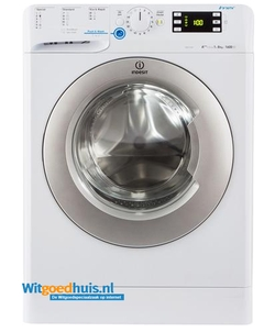 Indesit Wasmachine XWE 81484X WSSS EU