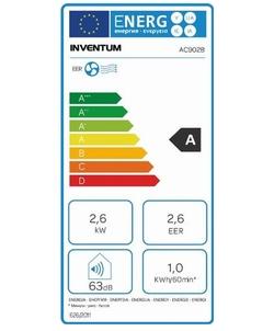 Inventum AC902B airconditioner