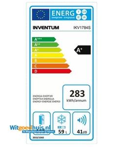 Inventum IKV1784S inbouw koelkast