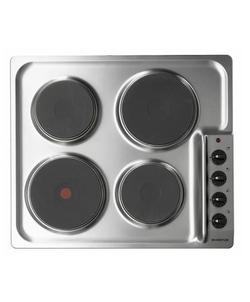 Inventum inbouw kookplaat IKE6010RVS