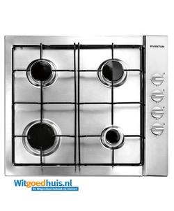 Inventum inbouw kookplaat IKG6010RVS