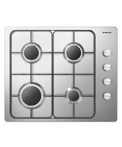 Inventum inbouw kookplaat IKG6011RVS