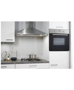 Inventum IKG6011RVS inbouw kookplaat