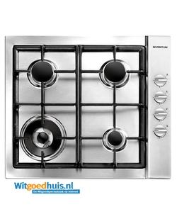 Inventum inbouw kookplaat IKG6012WGRVS