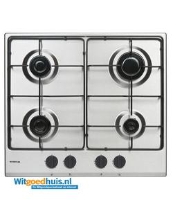 Inventum inbouw kookplaat IKG6020RVS