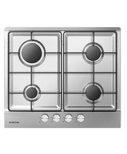 Inventum inbouw kookplaat IKG6021RVS