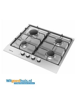 Inventum IKG6021RVS inbouw kookplaat