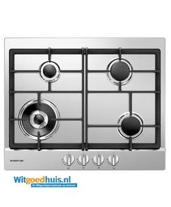Inventum inbouw kookplaat IKG6022WGRVS