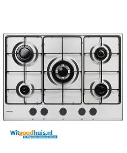 Inventum inbouw kookplaat IKG7020WRVS
