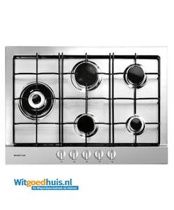 Inventum inbouw kookplaat IKG7021WRVS