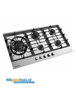 Inventum IKG9023WGRVS inbouw kookplaat