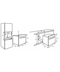 Inventum IMC6044GK inbouw magnetron