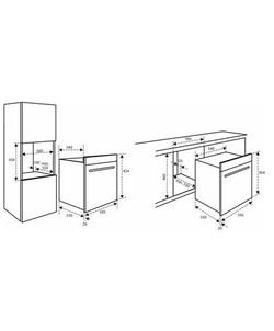 Inventum IMC6144RK inbouw magnetron