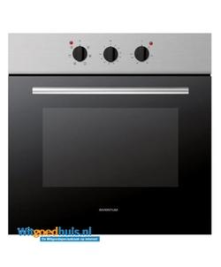 Inventum inbouw oven IOV6030RVS