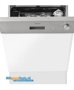 Inventum inbouw vaatwasser IVW6033A