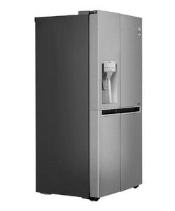 LG GSL480PZXV koel / vriescombinatie