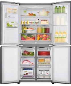 LG GML844PZKZ koelkast