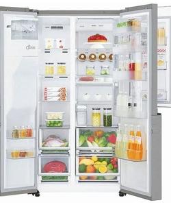 LG koelkast GSJ761PZEE