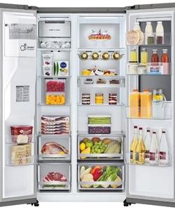 LG koelkast GSXV90BSDE