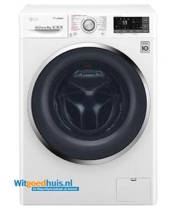 LG wasmachine F4J8VS2W