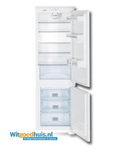 Liebherr ICUNS3314-20 inbouw koel vrieskast