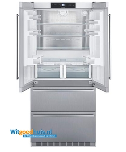 Liebherr koel vriescombinatie CBNes 6256-24 PremiumPlus