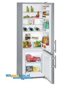 Liebherr koel vriescombinatie CUef 2811-20 Comfort