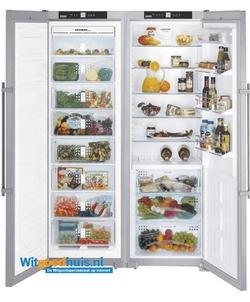 Liebherr koelkast amerikaans SBSes 7253-24 Premium