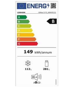 Liebherr CBNes 5775-20 koelkast
