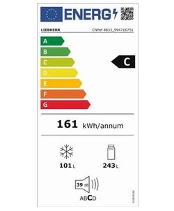 Liebherr CNPef 4833-20 koelkast